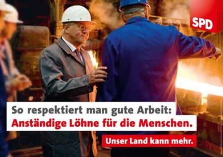 Steini mit Stahlarbeiter